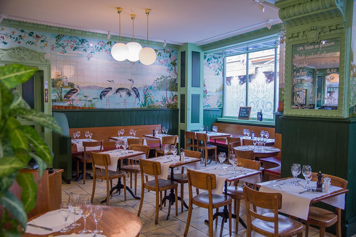 Accueil - Brasserie Parisienne à Neuchâtel - Le Cardinal